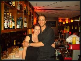 Erin and Richie from Canary Club